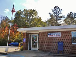 Alpine Post Office (ZIP Code: 35014)