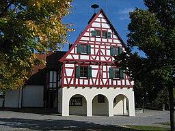 Altheim (Alb), Alb-Donau-Kreis: Rathaus
