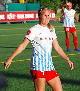 Alyssa Mautz American professional soccer player