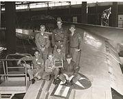 Amarillo AFB B-47 class