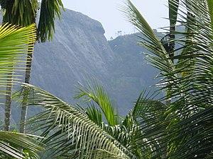 Edakkal Caves - Image: Ambukuthi mala