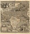 Americae sive qvartae orbis partis nova et exactissima descriptio LOC map49000970.tif