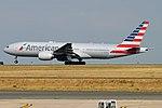 American Airlines, N775AN, Boeing 777-223 ER (31398844248).jpg