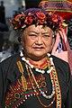 An aboriginal woman in Taiwan 20100228.jpg