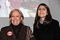 Ana Amélia Lemos e Manuela d'Ávila durante inauguração do Comitê Suprapartidário.jpeg