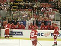 Anaheim Ducks vs. Detroit Red Wings Oct 8, 2010 43.JPG