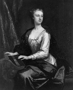 Amadigi di Gaula - Anastasia Robinson, who created the role of Oriana