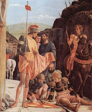 San Zeno Altarpiece (Mantegna) - Image: Andrea Mantegna 030