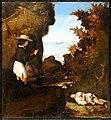 Andrea previtali, scene dalle ecloghe di tebaldeo, la storia di damone, 1510 ca. 05 suicidio.jpg