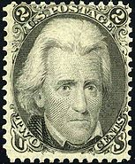 Andrew Jackson2 1862 Issue-2c