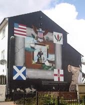 Andrew Jackson mural