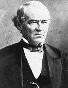 Andrew Johnson, 1875