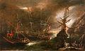 Andries van Eertvelt - Embarkation of Spanish Troops (1630s).jpg