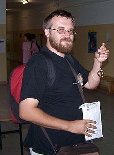 Andrzej Pilipiuk Polish writer