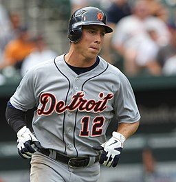Andy Dirks on August 14, 2011