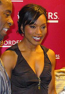 Angela Bassett nel 2007
