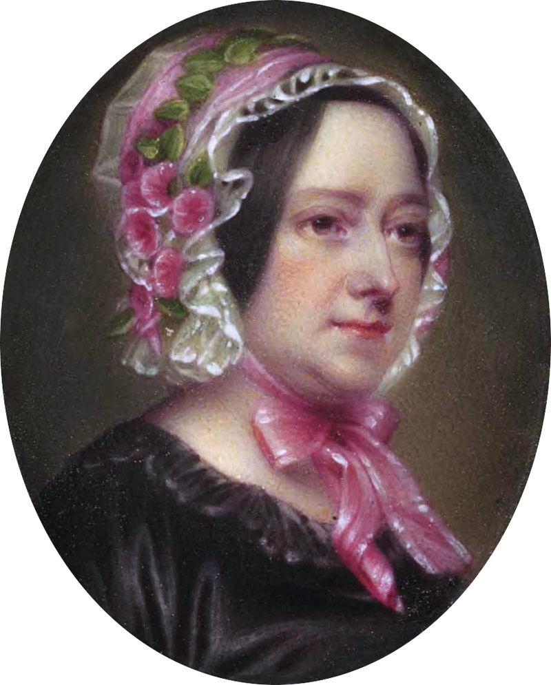 Анна-Мария Боун, Генри Пирс Боун.jpg