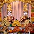 Annakut at BAPS Shri Swaminarayan Mandir Chicago.jpg