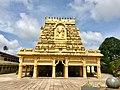 Annapurna Devi Hindu temple Mudbidri Karnataka India.jpg