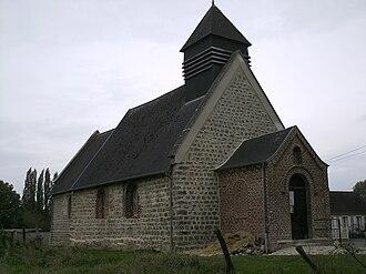 Annois - The church of Annois