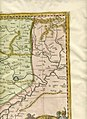 Another, later reprint version of the same map, from 1730 Tabula Asiae IX northeast.jpg