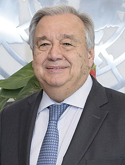 António Guterres, 9th Secretary-General of the United Nations.jpg
