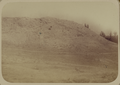 Antiquities of Samarkand. Kurgan in the Vicinity of Samarkand. Location of Pai Fasad. General View of the Tumulus from Its Base WDL3707.png