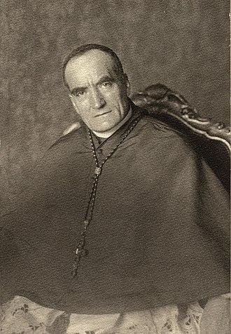 Latin Patriarchate of Constantinople - Antonio Anastasio Rossi, last Latin Patriarch of Constantinople (d. 1948)