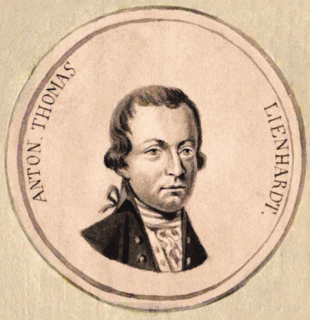 Anton Tomaž Linhart Carniolan playwright and historian