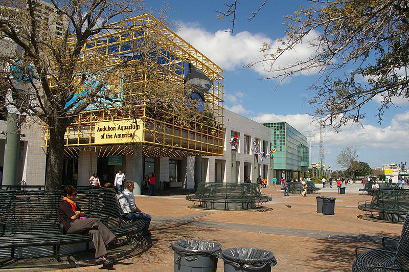 File Aquarium Of The Americas New Orleans