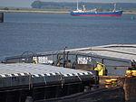 Aquila 3 - ENI 02327160 accessing Zandvlietsluis, Port of Antwerp, pic2.JPG