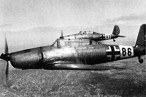 Arado Ar 96 - Arado Ar 96Bs in echelon flight