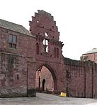 Arbroath Abbey - Pend
