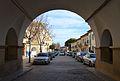 Arc al carrer de sant Ramon de Belchite.JPG