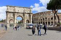 Arch of Constantine - Rome, Italy - DSC01383.jpg
