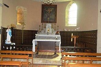 Arget - Main Altar