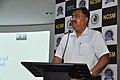 Arijit Dutta Choudhury Addresses - CRTL Silver Jubilee Celebration - NCSM - Kolkata 2018-04-23 0240.JPG