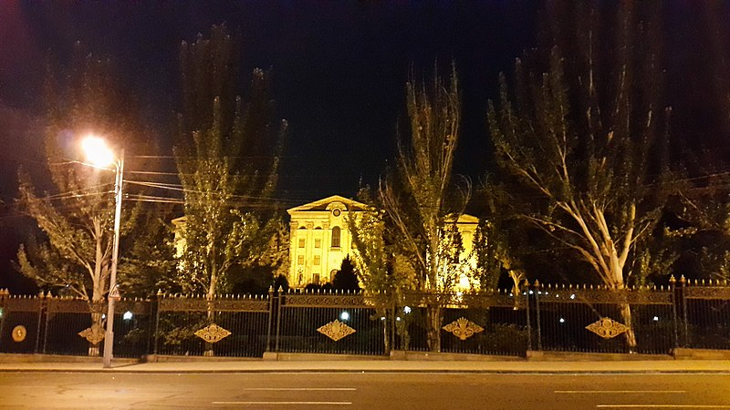 File:Armenian National Assembly building at night (1).jpg