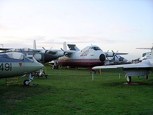 Midland Air Museum - Armstrong Whitworth Argosy AW.650 (ex. registration G-APRL)