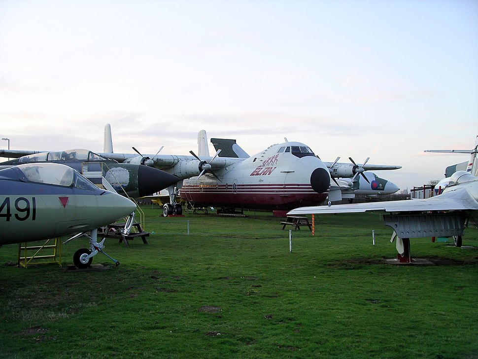 Armstrong Whitworth Argosy AW.650 6m07