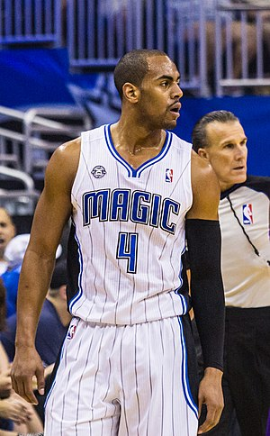 Arron Afflalo - Afflalo with the Orlando Magic in December 2013
