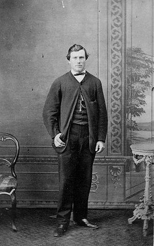 Arthur Dudley Dobson - Arthur Dobson in 1864