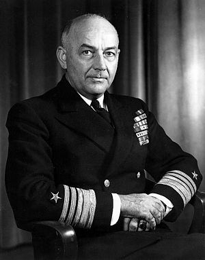 Arthur Dewey Struble - Vice Admiral Struble, USN