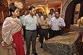 Arun Goel Visits Science And Technology Heritage Of India Gallery With NCSM Dignitaries - Science City - Kolkata 2018-09-23 4353.JPG