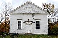 Ashburnham Historical Society Meeting House, Ashburnham, Massachusetts.jpg