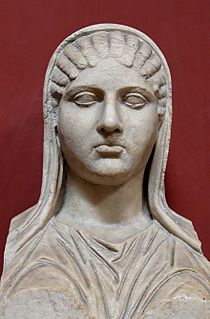 Milesian woman, involved with Athenian statesman Pericles
