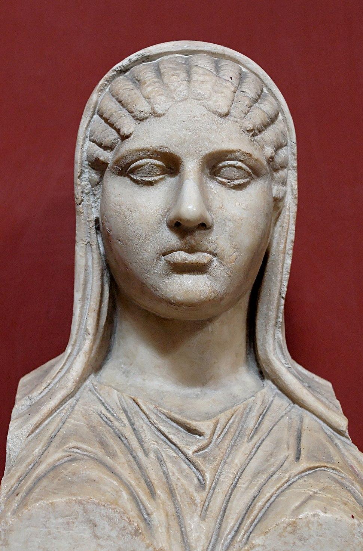 Aspasie Pio-Clementino Inv272