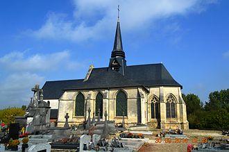 Assis-sur-Serre - Assis-sur-Serre Church