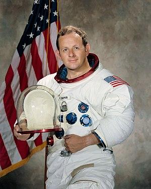 Philip K. Chapman - Image: Astronaut Philip K Chapman