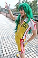Asuka Seki as Yuusuke Makishima, Yowamushi Pedal 20160214a.jpg